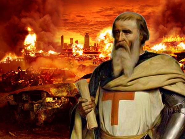 Juan de Jerusalen armagedon