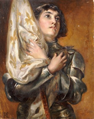 Joan-of-Arc-Holding-Banner-Robert-Hillingford-ca.1890-AD-Private-Collection.jpg