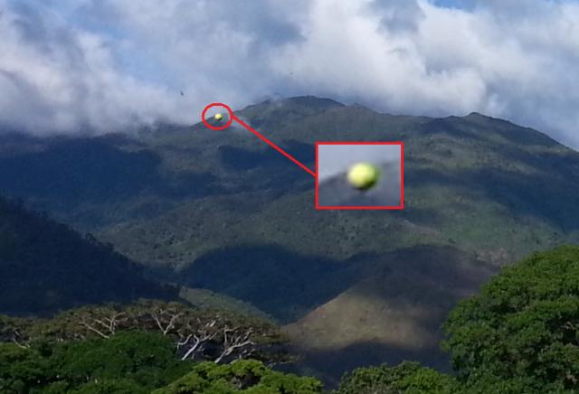 caracas-venezuela-ovni-spherique-parque-8-janvier-2014