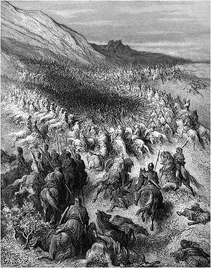 300px-Gustave_Doré-_Battle_of_Hattin.jpg