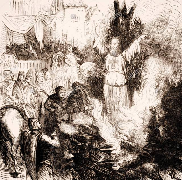 la-quema-en-la-hoguera-jacques-de-molay-c-1243-18-de-marzo-de-1314-fue-el-23-y-ultimo-gran-maestre-de-los-caballeros-templarios-jrtxhn